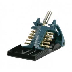 Makita 11-dijelni Ultra Mag torzijski set bitova B-30754-10