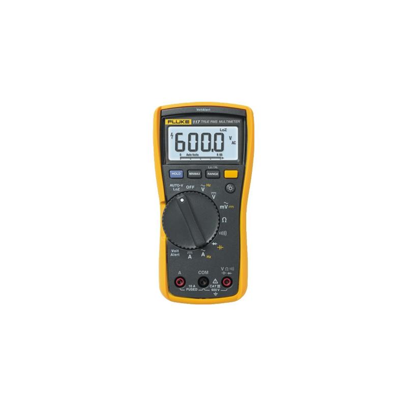 Fluke multimetar za elektroinstalatere 117 (FLUIKTDMMSFL11X8)