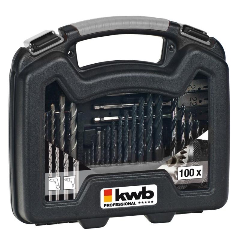 KWB 100-dijelni set pribora PowerBox