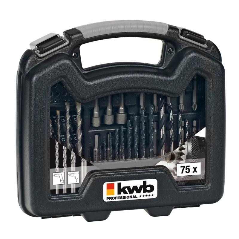 KWB 75-dijelni set pribora PowerBox