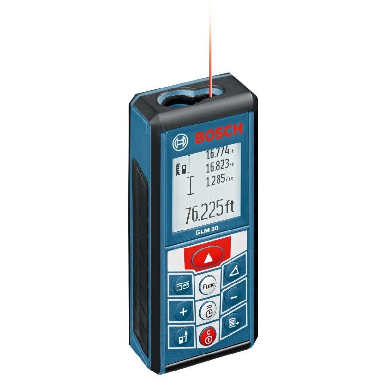 BOSCH laserski metar GLM 80 Professional