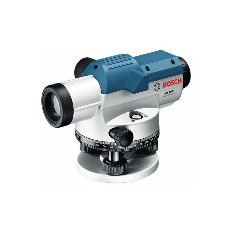 BOSCH optički nivelir GOL 20 Professional