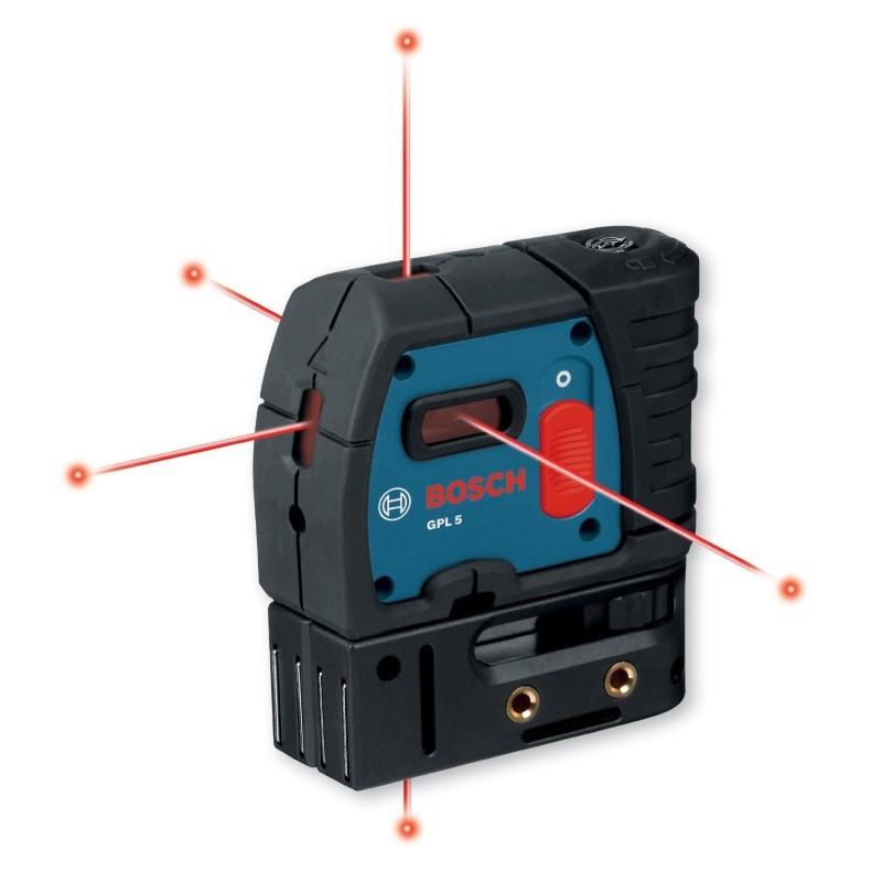 BOSCH točkasti laser GPL 5 Professional