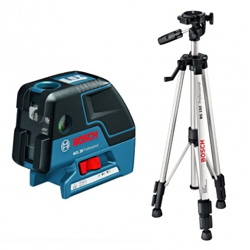 BOSCH točkasti laser GCL 25 Professional