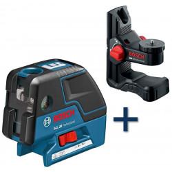 BOSCH točkasti laser GCL 25 + BM 1 Professional (0 601 066 B03)