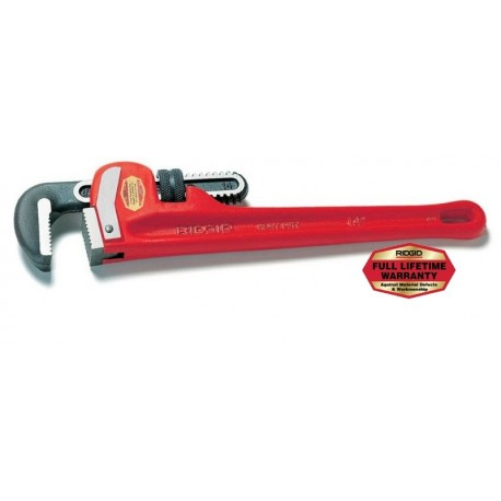 RIDGID ključ za ravne cijevi Heavy-Duty Straight Pipe Wrench