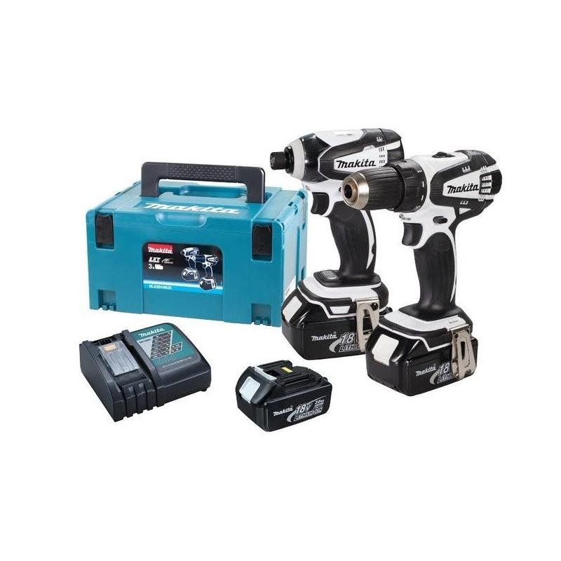 Makita set akumulatorskih alata DLX2014WJX