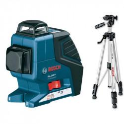 BOSCH laserski nivelir + građevni stativ GLL 2-80 P + BS 150  Professional