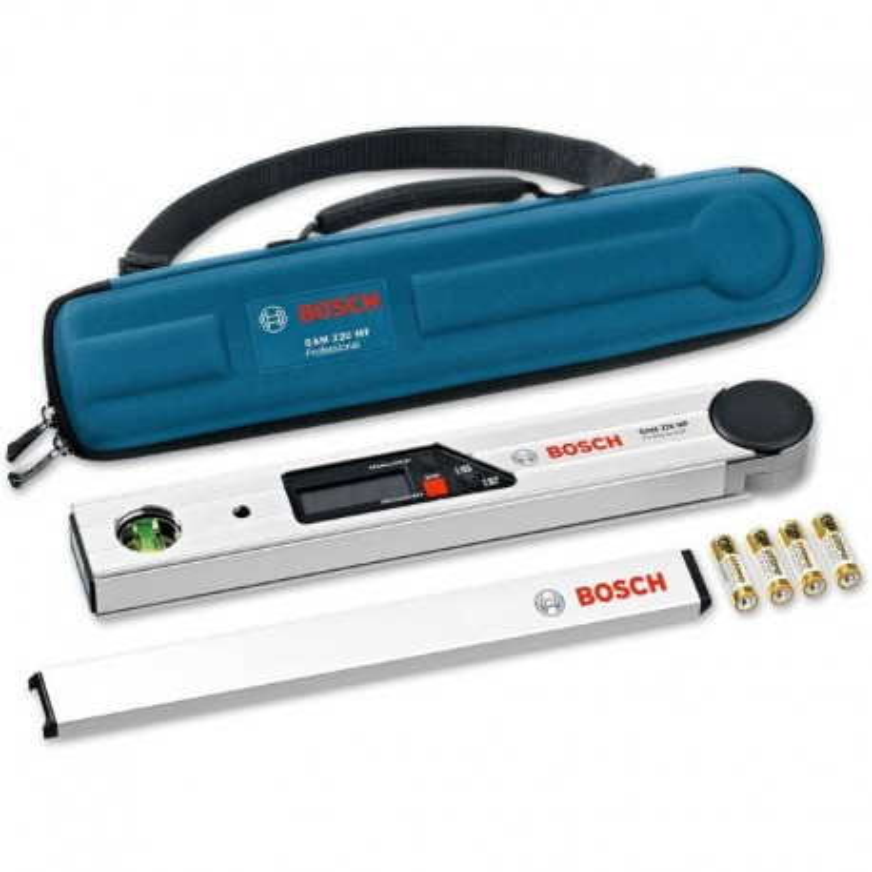 BOSCH digitalni kutomjer GAM 220 MF Professional