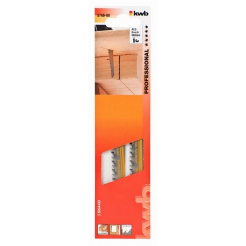 KWB list za ubodnu pilu 152 mm srednje grubi za tvrdo drvo 2/1