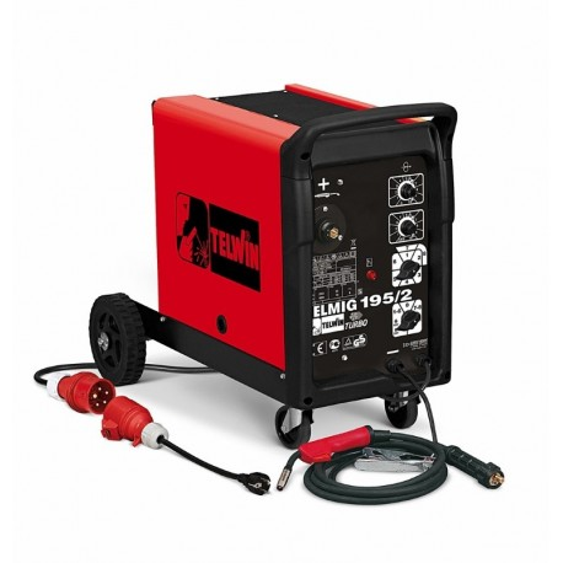 Telwin MIG/MAG aparat za varenje Telmig 195/2 Turbo