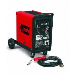 Telwin MIG/MAG aparat za varenje Telmig 281/2 Turbo