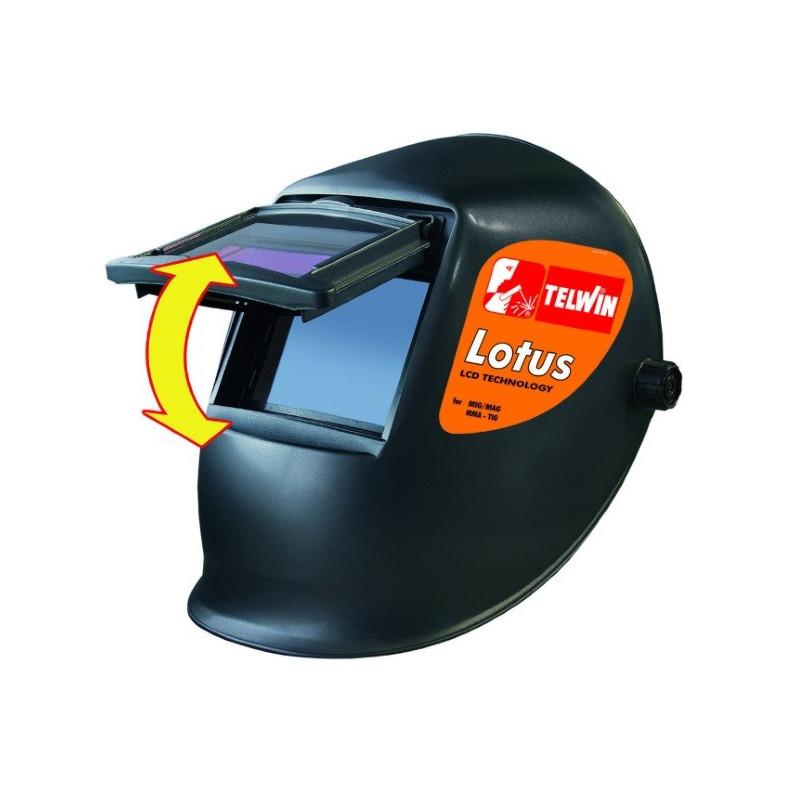 Telwin LCD automatska zaštitna maska Lotus