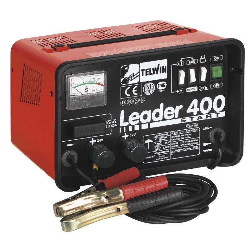 Telwin punjač akumulatora Leader 400 Start