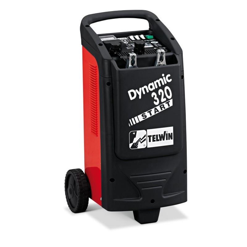 Telwin punjač akumulatora Dynamic 320 Start