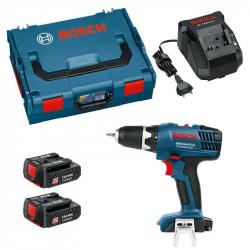 BOSCH akumulatorska bušilica GSR 14,4-2-Li Professional L-Boxx