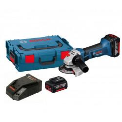 BOSCH akumulatorska kutna ugaona brusilica GWS 18 V-Li Professional (0 601 93A 30A)