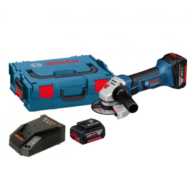 BOSCH akumulatorska kutna brusilica GWS 18 V-Li Professional