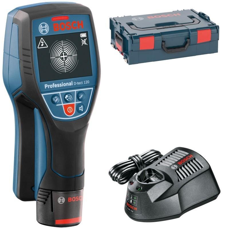 BOSCH detektor Wallscanner D-tect 120 Professional