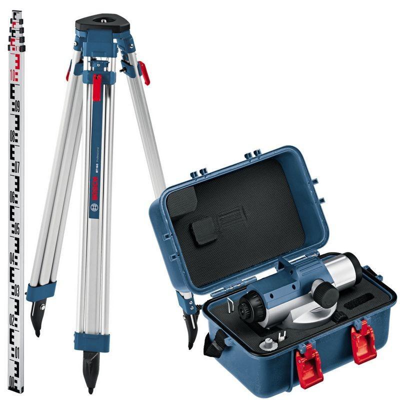 BOSCH optički nivelir GOL 32 D + BT 160 + GR 500 JIT KIT Professional