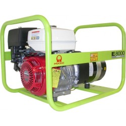 Pramac benzinski agregat E8000 (Honda motor)