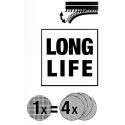 KWB LONG LIFE serija samoljepljivog brusnog papira 225 mm 5/1