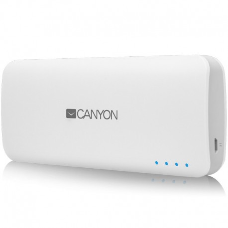 Canyon prijenosni punjač Power Bank 10.000 mAh CNE-CPB100W