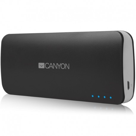 Canyon prijenosni punjač Power Bank 10.000 mAh CNE-CPB100DG