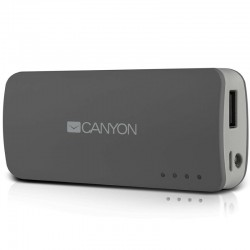 Canyon prijenosni punjač Power Bank 4.400 mAh CNE-CPB44DG
