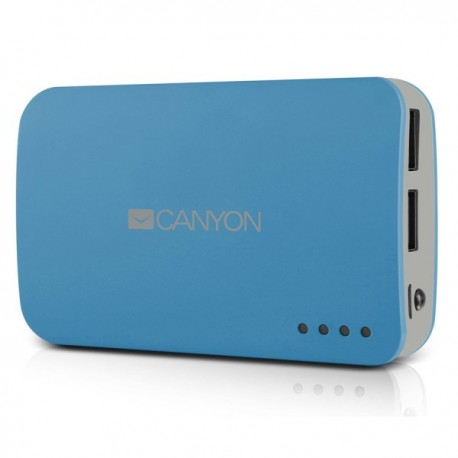 Canyon prijenosni punjač Power Bank 7.800 mAh CNE-CPB78BL