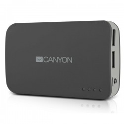 Canyon prijenosni punjač Power Bank 7.800 mAh CNE-CPB78DG