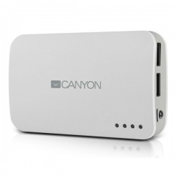 Canyon prijenosni punjač Power Bank 7.800 mAh CNE-CPB78W