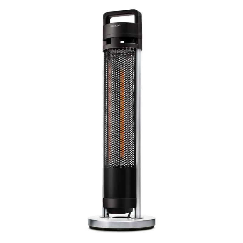 Sencor prijenosna grijalica 1000W SHH 1090BK