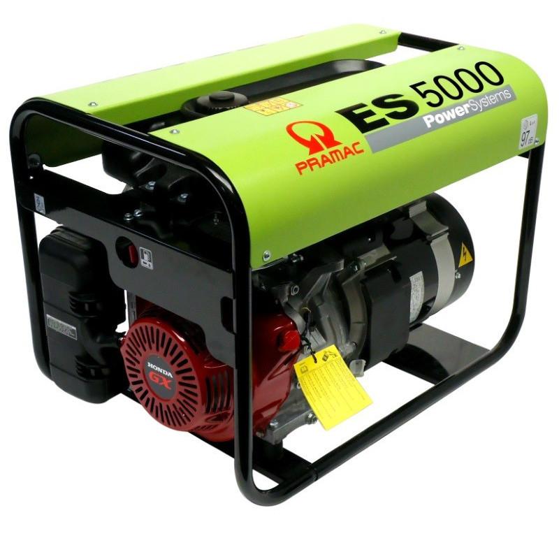 Pramac agregat ES8000 AVR