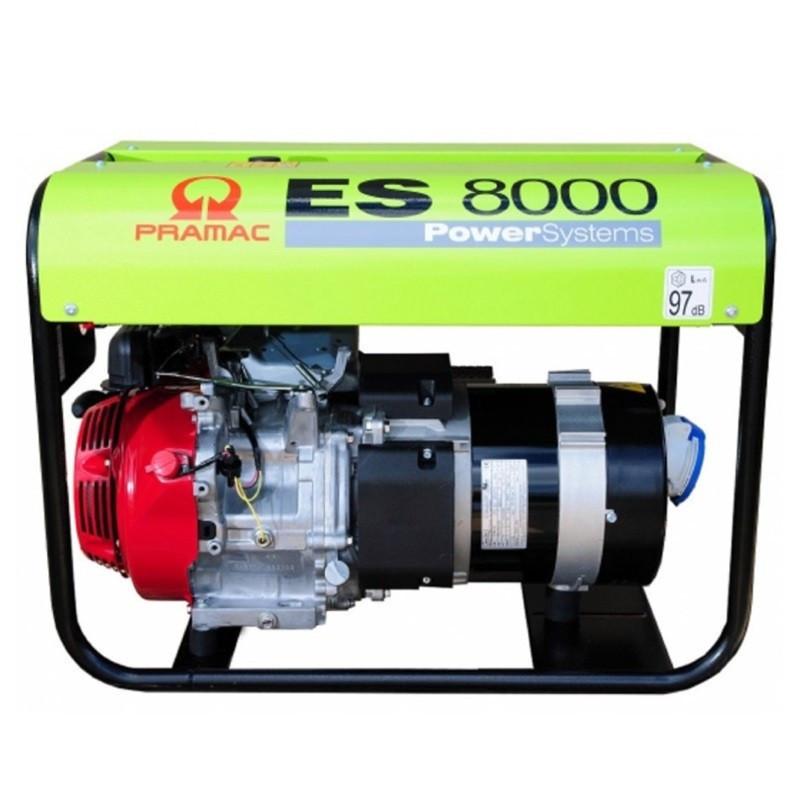 Pramac agregat ES8000 AVR 400 V