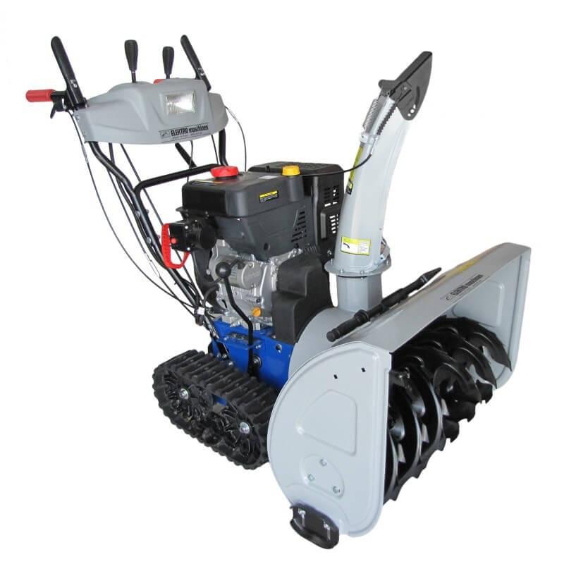 REM Maschinen motorni čistač snijega STEm 14076 ET
