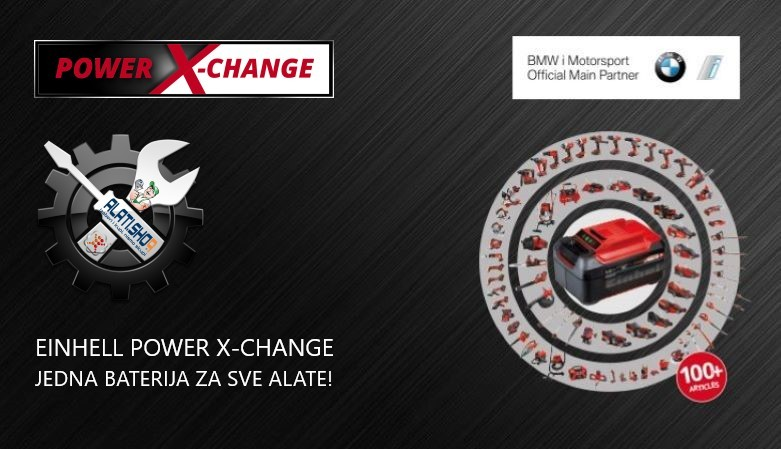 einhell power-x-change alati pxc